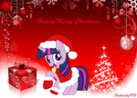 Happy Merry Christmas by Fluttershy1982