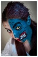 Lady Two-Face V by florbarrios