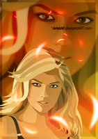 Kate Upton by AristAF