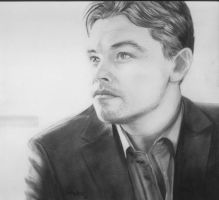 DiCaprio by Julio Arce by JulioArce