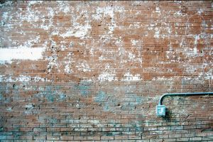brick wall by sign-up-with-evil