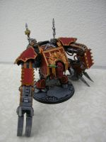 Khorme Dreadnought Painted by chaotea