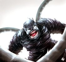 Venom Doc Ock by Tmvgabel