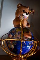 PedoBear: World Domination by poondq