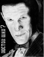 DOCTOR WHO by starcre8er