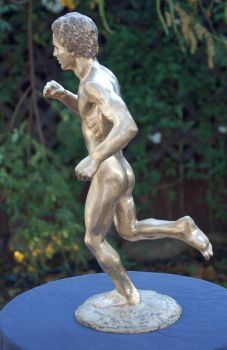 Running Blind - Bronze by DonIon