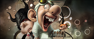 CRAZY FRIENDS by whisper1375