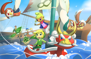 Wind Waker! by deedledove