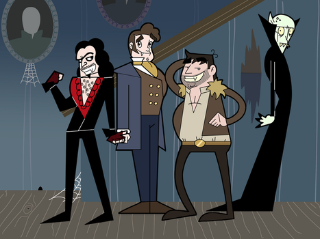 What We do in the Shadows by the1cutemetalchick
