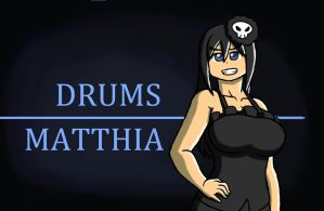 TBFP: Matthia the Drummer by Brian12