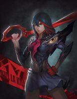 Killlakill by Sugisaki-Key