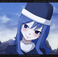 Fairy Tail art by JustBester16
