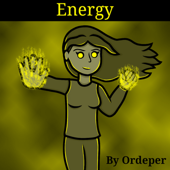 Pride: Energy by Ordeper