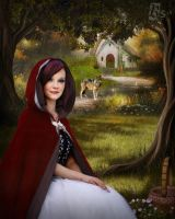 Red Riding Hood by RankaStevic