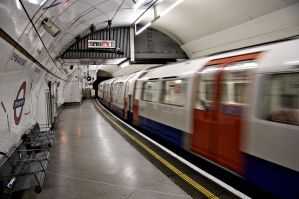 London Tube by Hadcorp