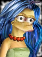Real Marge by Gypsy-Love
