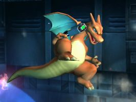 Charizard Pic No.4 by Groudan383