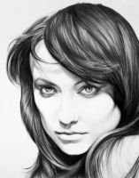 Olivia Wilde - Pencil by wilson5710