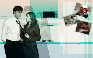 Wallpaper - Jim and Pam by motochick