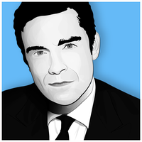 Robbie Williams Vector by 1---ROB---1