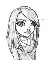 quick sketchy: LethalKitten by G4MM43T4
