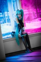 Hatsune miku by SorrowTurquoise
