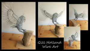 Owl new stand by GillHolland