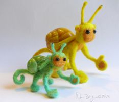 Mini Snonkey by FamiliarOddlings