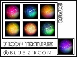 Sparkle icon textures by bluezircon-graphics
