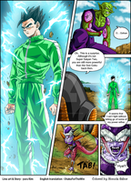 IF Resurrection of Frieza - Gohan VS Frieza page02 by HomolaGabor