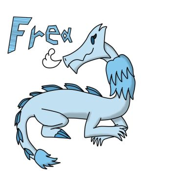 Frea by Specialpensel