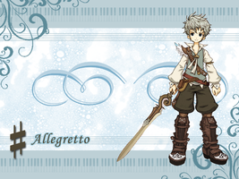 Allegretto Wallpaper by Yuuhiko