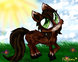 Horse by Fun-Time-Is-Party