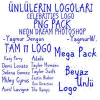 Unluler logo png pack 5 by yagmur-winchester5