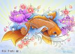 Koi Fish by Darkness1999th