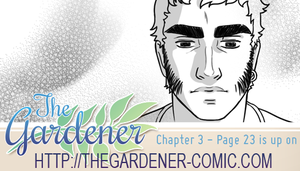 The gardener - Chapter 3 page 23 by Marc-G