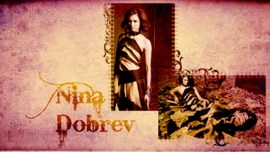 Nina Dobrev Wallpaper by theanyanka