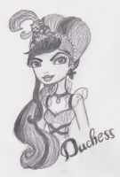 Duchess Swan ~ Ever After High by NyanFloor