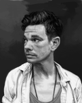 Nate Ruess by billconan