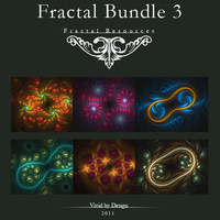 Fractal Bundle 3 by Will3Style