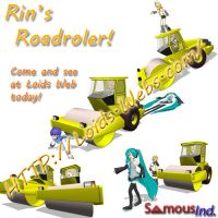 Rin's_Roadroller_Add by SamousWebmaster