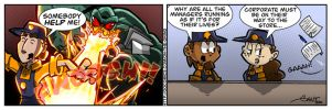On the Grind - Corporate Issues, pt. 1 by geogant