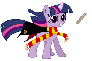 Hermione sparkle vector by spikeslashrarity