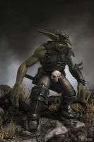 Goblin 1 by AnkOrc