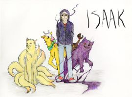 BSC: Isaak by pyre-storm