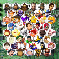 SSB4 Other Series Roster by The-Koopa-of-Troopa