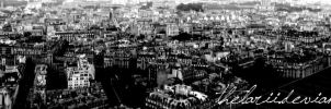 Paris by TheLarii