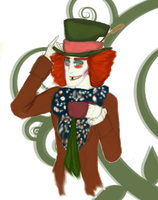 mad like a hatter by LePugly