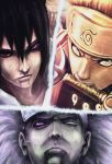673 - Final Battle - Naruto and Sasuke VS Madara by Idaisan