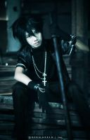 Shiki-From True Blood of the Reprimanded Dog by waynelhubxu